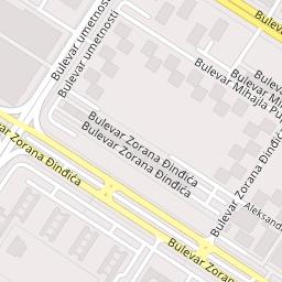 bulevar umetnosti 10 novi beograd mapa Milenijum osiguranje, Bulevar Mihajla Pupina 10/L, Beograd (Novi  bulevar umetnosti 10 novi beograd mapa