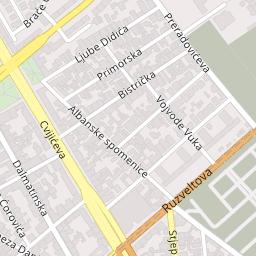 ruzveltova ulica beograd mapa Hotel Holiday Inn Express Belgrade   City, Ruzveltova 23, Beograd  ruzveltova ulica beograd mapa