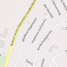 neznanog junaka beograd mapa Velika apoteka 2, Neznanog junaka 47, Beograd (Savski Venac  neznanog junaka beograd mapa